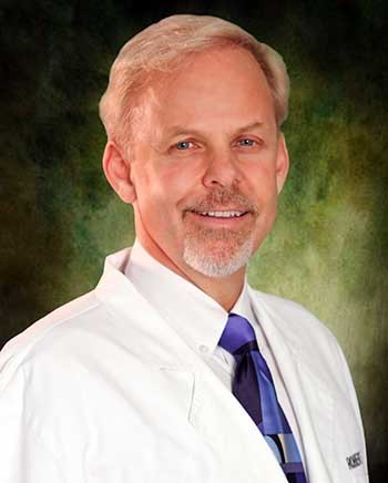 Photo of Dr Robert Young, cellular nutritionist.